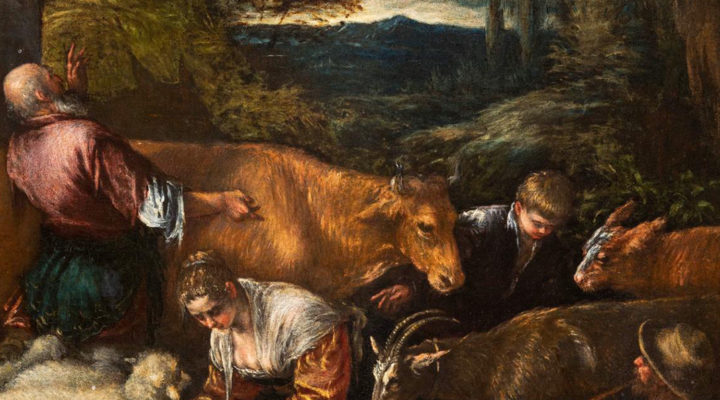 Una collezione inedita di dipinti antichi di importanti autori